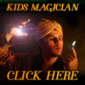 kids magician brisbane